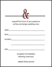 Blank Wedding Invitations - Make Your Own Wedding Invitations 2