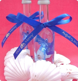 Travel Themed Wedding Favors 2
