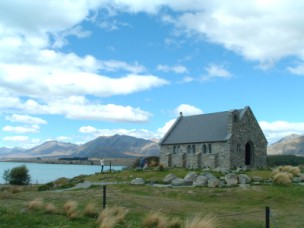 Your Wedding in New Zealand 2 - lake-tepako