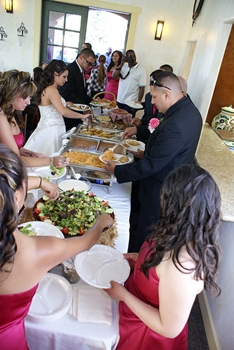 Creative Wedding Catering Ideas 2
