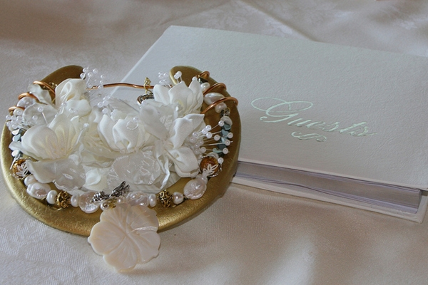 DIY Wedding Guest Book Ideas 1