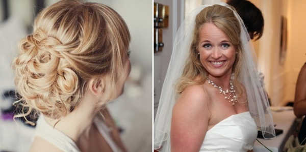 How To Choose The Right Bridal Hair For Your Face Shape 1