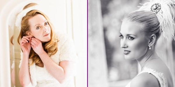 How To Choose The Right Bridal Hair For Your Face Shape 2