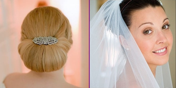 How To Choose The Right Bridal Hair For Your Face Shape 3