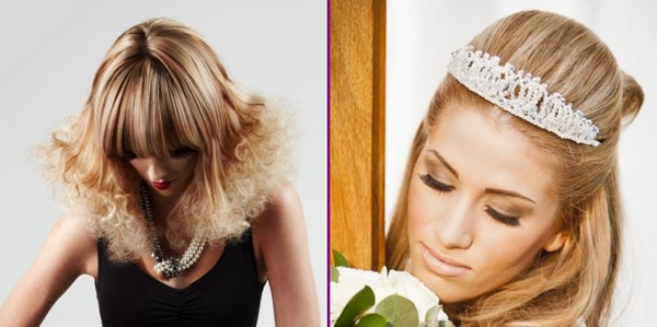 How To Choose The Right Bridal Hair For Your Face Shape 4