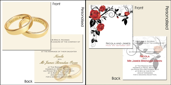 How to Ensure Your Wedding Invites Stand Out 2