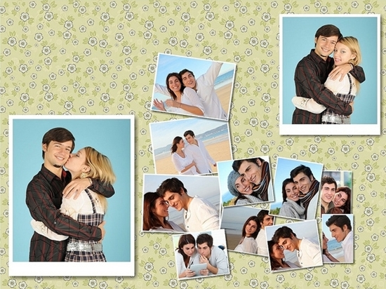 Scrapbook Wedding Invitation - The Best Way to Share Your Love Story 3